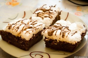csokis habkocka
