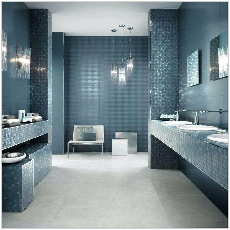 38 Most Noticeable Wallpaper Accent Wall Bathroom 2020