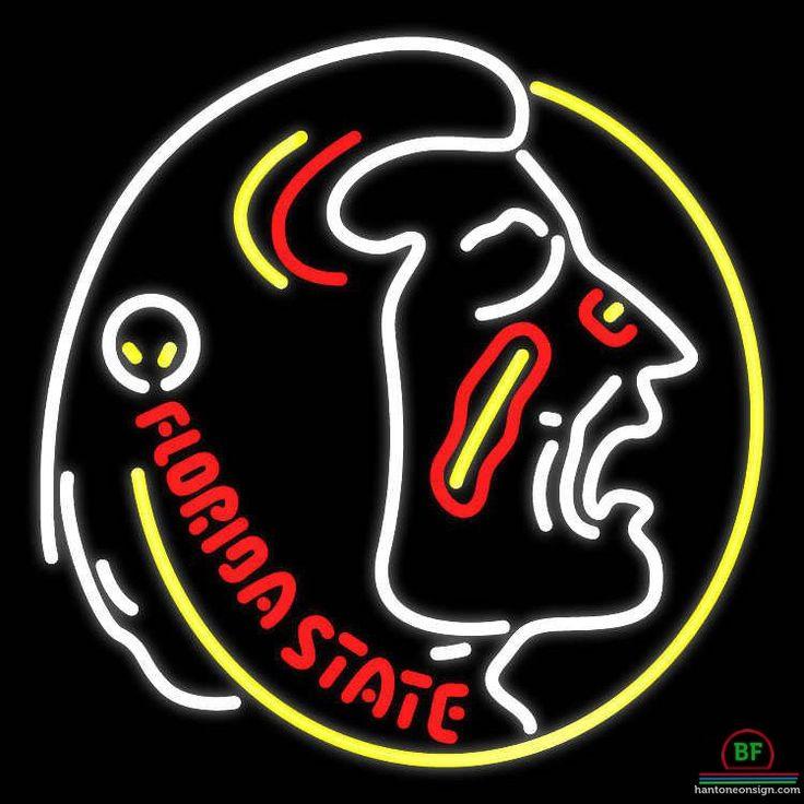 Florida State University Florida State University Neon Sign NCAA Teams Neon Light