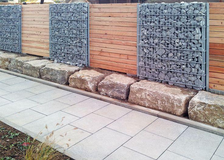die besten 25 gabionen rund ideen auf pinterest steine f r gabionen pflaster reinigen und. Black Bedroom Furniture Sets. Home Design Ideas