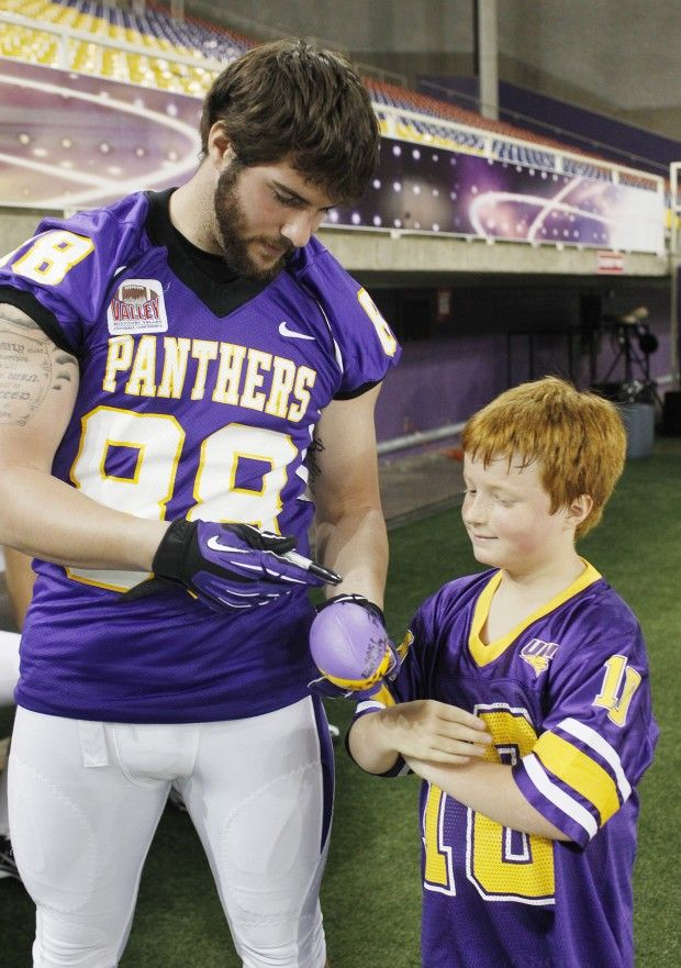 UPDATE: UNI football: Four Panthers in the mix to start at ...
