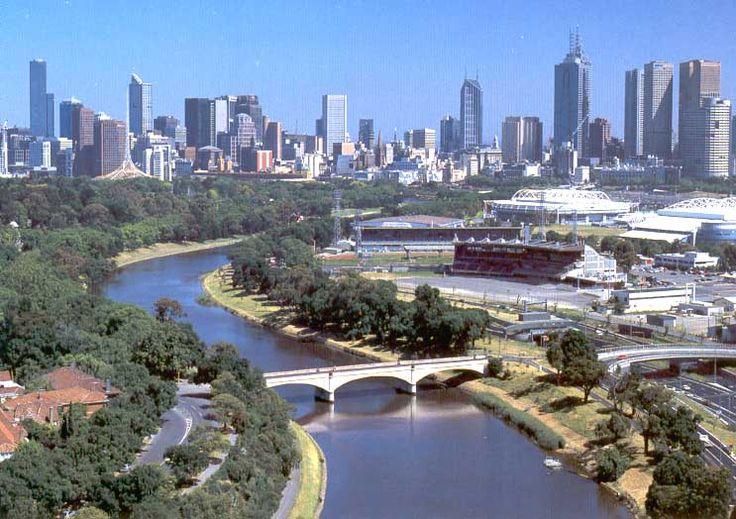 Melbourne...