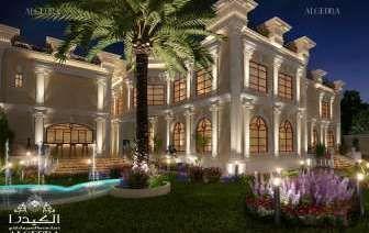 Villa Garden Design