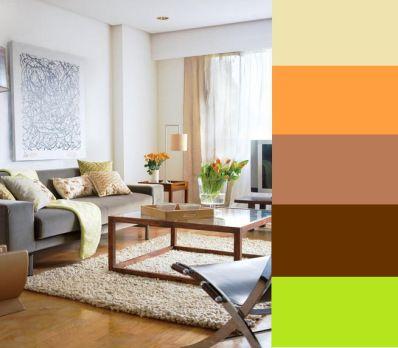 42 best images about paleta de colores para ambientar un hogar on pinterest - Paleta de colores pared ...