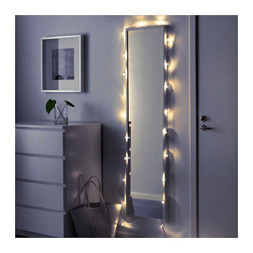 Las 25 mejores ideas sobre guirnalda de luz en pinterest y - Luces decorativas ikea ...