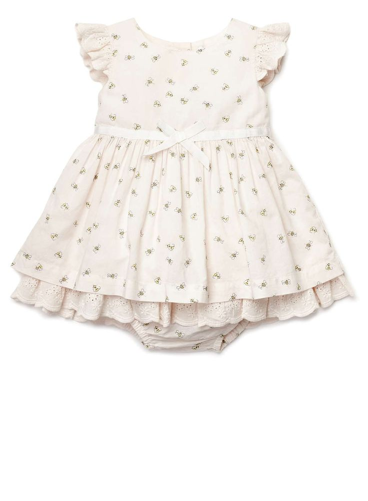 Holly Willoughby Baby Girls Dress Set, Pink - BHS