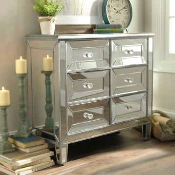 1000 Images About Affordable Mirrored Furniture On Pinterest Nesting Tables Furniture And