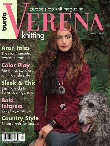Verena Knitting - Winter 2010
