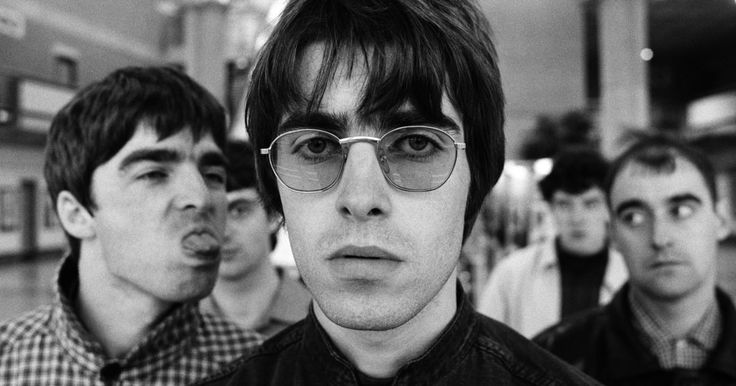 Read the complete, sordid history (so far) of Oasis brothers Liam and Noel Gallagher's bitter sibling rivalry.