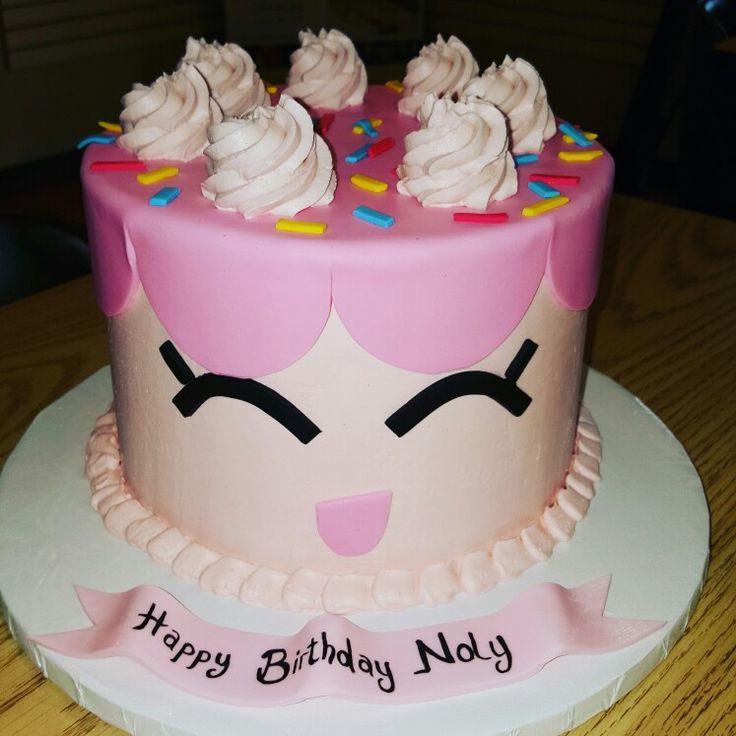 Shopkins cake ....pastel de shopkins Terrazascakes@gmail.com Terrazascakes.com