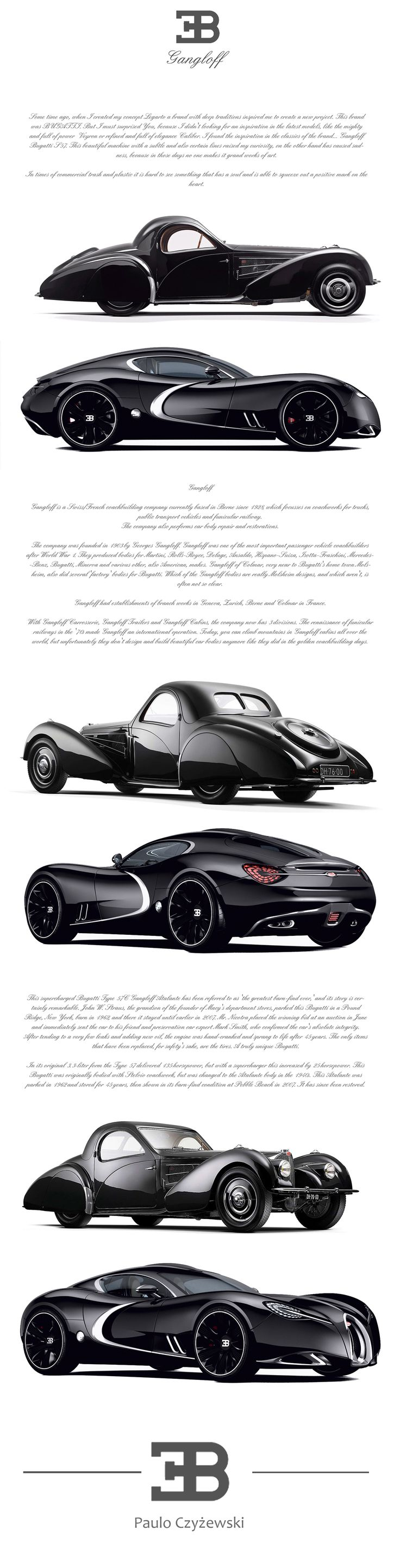 Marvelous Bugatti Gangloff Concept Car | Cars | Pinterest | Cars, Ps And Dream Cars