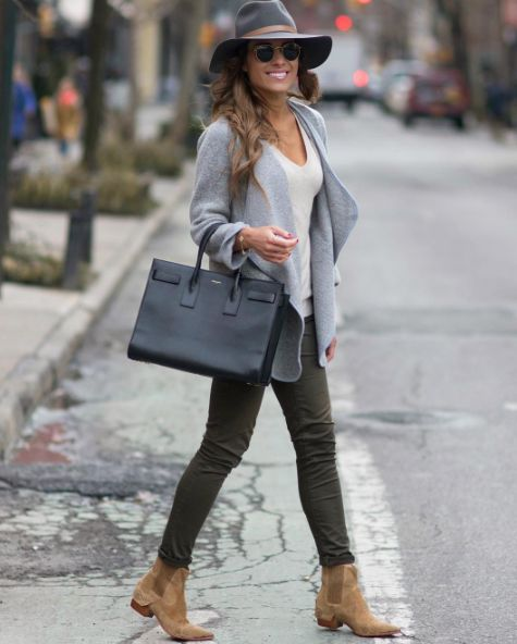 Blogger Brooke Carrie Hill was seen in the midst of her NYFW schedule wearing our ASH LASLO western inspired ankle boots. https://www.instagram.com/brookecarriehil/ http://www.ashfootwear.co.uk/search/laslo