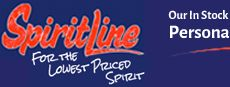 SpiritLine.com - Where America Shops for the Lowest Priced Spirit!   Slogans for Run-Through Signs