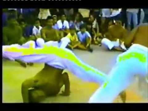 Raridades da Capoeira -Dança Mortal
