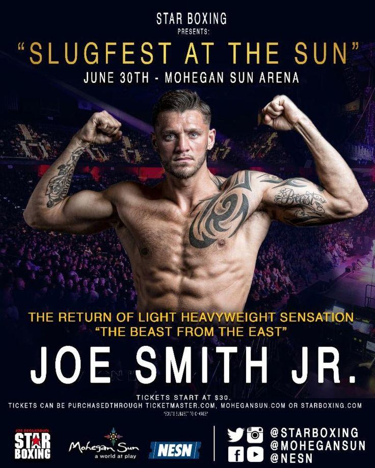 Joe Smith Jr. Balancing Day Job With Boxing Career: Like