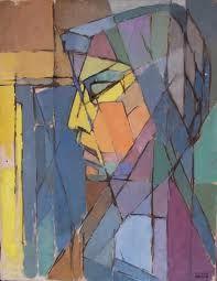 abstract portret - Google zoeken