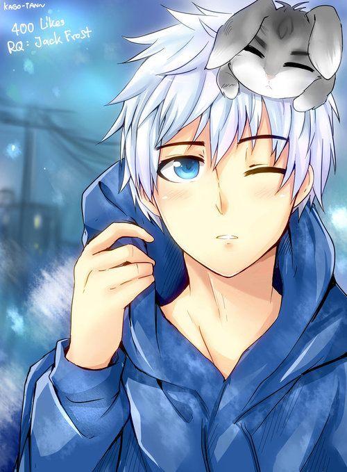 Imagem de anime and jack frost