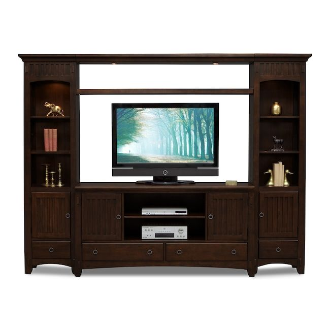 Best 25 tv entertainment wall ideas on pinterest entertainment wall tv wall shelves and - Elegant italian style kitchen cabinets with timeless charm ...