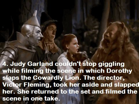 """Sarcasm and Too Much Crap!: 15 Things You Probably Didn't Know About """"The Wizard Of Oz""""...Epic facts about my favorite movie of all time."""