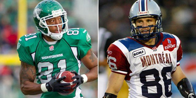 Another milestone: Simon nipping at Cahoon's heels | CFL.ca | Official Site of the Canadian Football League