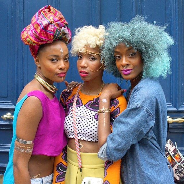 Afro Punk Fashion: 164 Best PORTRAIT / PHOTOGRAPY Images On Pinterest