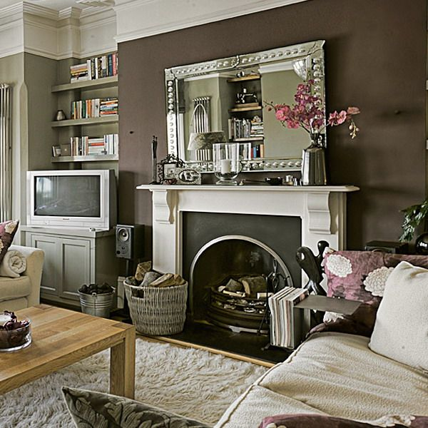 12 best fireplaces images on pinterest corner fireplace for British home interiors