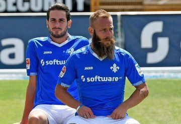 SV Darmstadt 98 2015/16 Jako Home and Away Kits