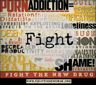 Fight Porn Addiction - post by Robin Dance