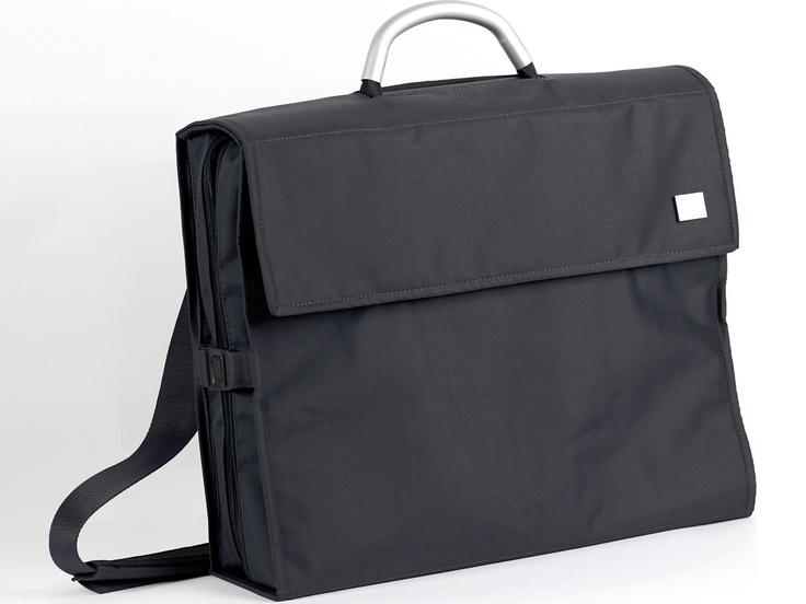 Fransız tasarım markası Lexon'dan Laptop Çantası, One Day Bag - Black by Promart-Promotion