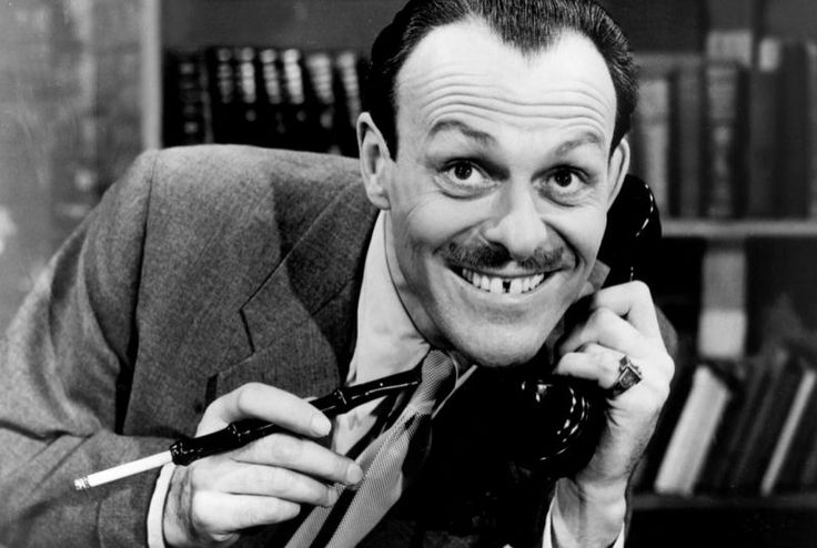 There are few actors more quintessentially English than Terry-Thomas. With his…