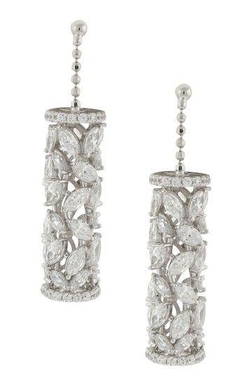 Follie Argent Earrings on HauteLook