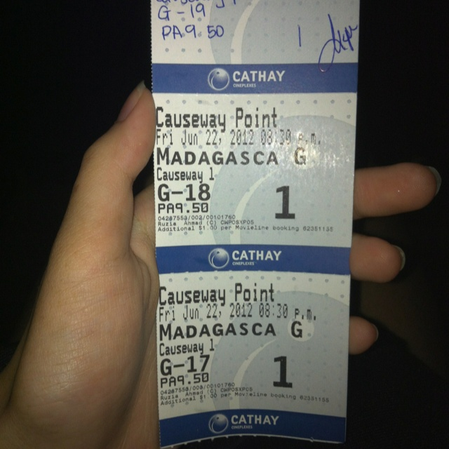 Last movie we had in the 8th month !