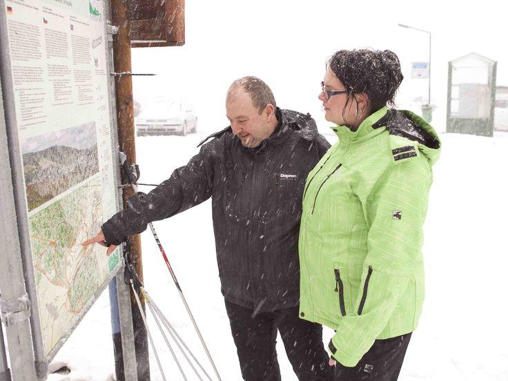 Winterjacken & Skijacken in großen Größen - Auf zur Piste!