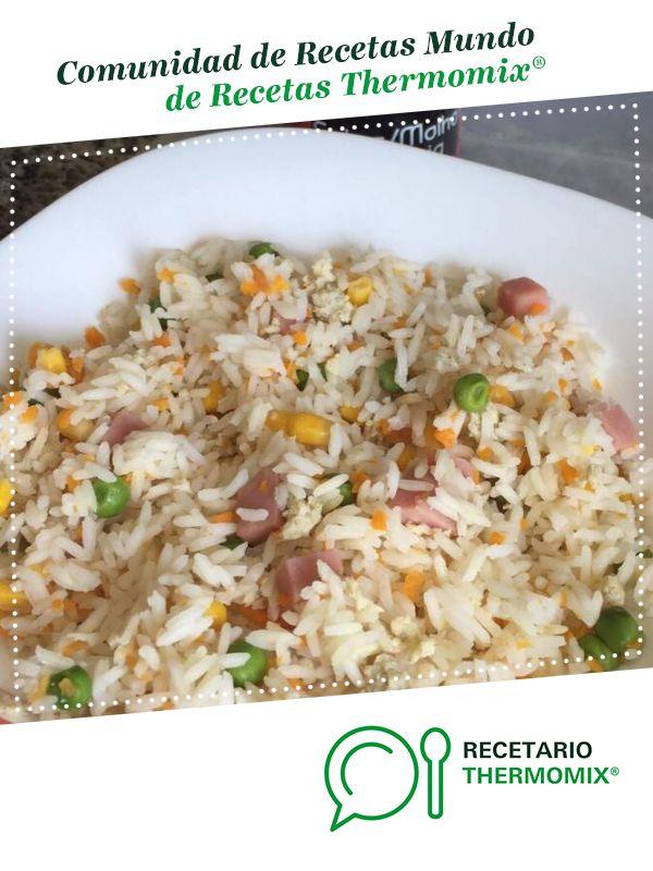 Arroz Chino Tres Delicias Receta Recetas Con Arroz Recetas De Thermomix Recetas Saludables