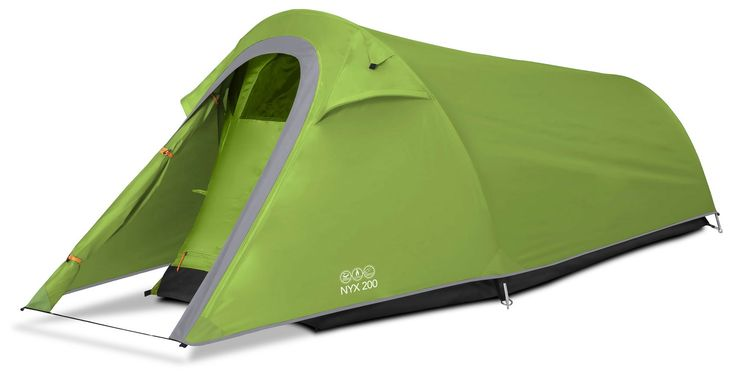 A simple two-man tent for easy camping or festival breaks.