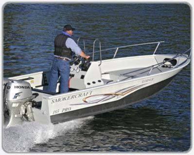 New Boats › Smoker-Craft Boats › Multi-Species Fishing Yacht ...