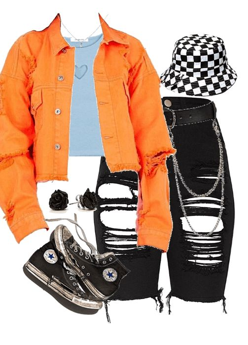 Emo Summer Outfit   ShopLook in 2021   Outfits, Summer