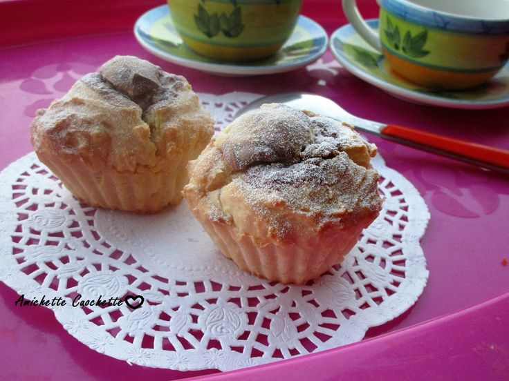 Kinder muffin brioche