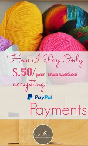 This is for real. I never knew I could get a FLAT fee taken out for PayPal transaction fees and not the enormous fees for big payments. Only 50 cent per transaction? Sign me up, LOL...So cool to know this! #smallbusiness #entrepreneur #gettingpaid #invoicing