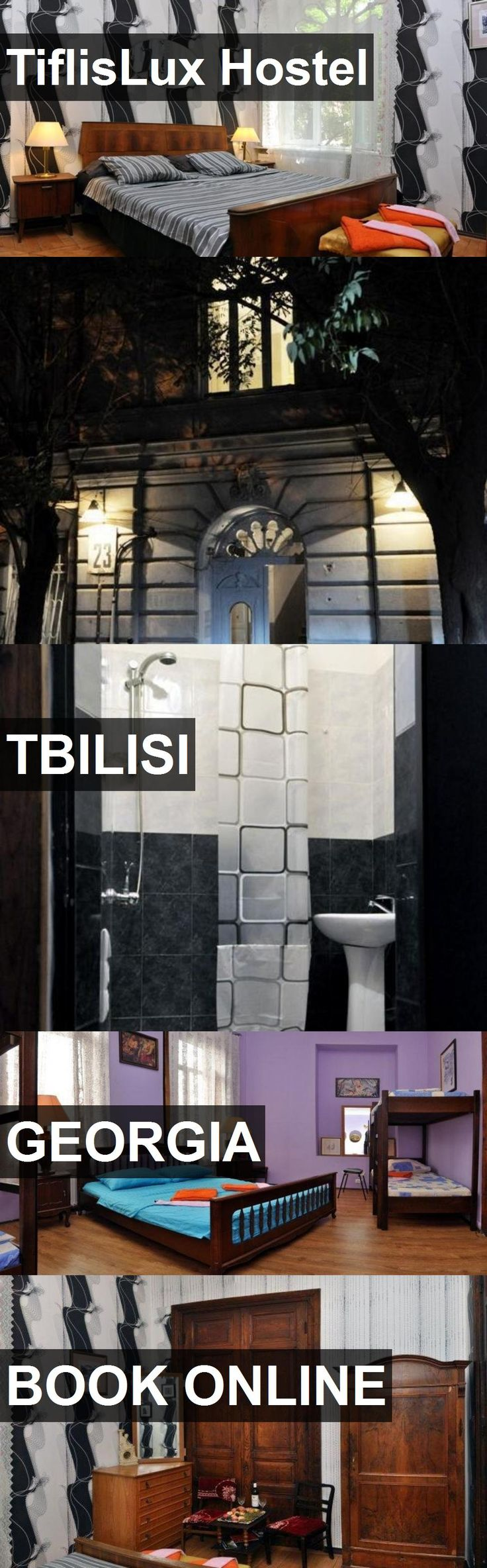 Hotel TiflisLux Hostel in Tbilisi, Georgia. For more information, photos, reviews and best prices please follow the link. #Georgia #Tbilisi #hotel #travel #vacation