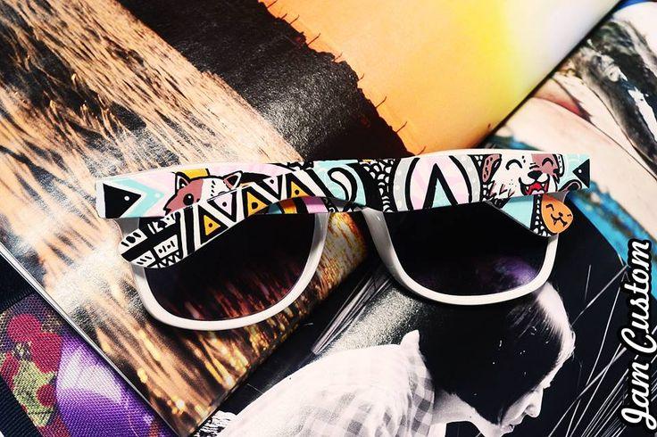Cat Ziuk // Sunglasses uv filter 400 //