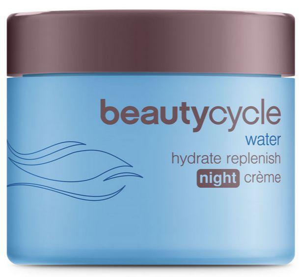 Beautycycle Water Hydratační noční krém #http://pinterest.com/savate1/boards/