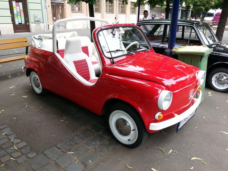 Fiat 500 vagánykisvas