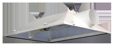 "Magnum XXXL 6"" Air-Cooled Reflector | Sunlight Supply, Inc. - Indoor Gardening Supplies, Grow Lights, Hydroponics, and Lighting"