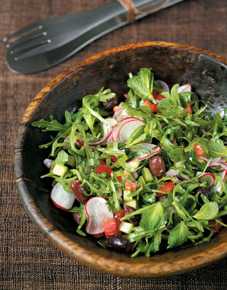 Diced Moroccan salad recipe by Margaret Fulton | Cooked
