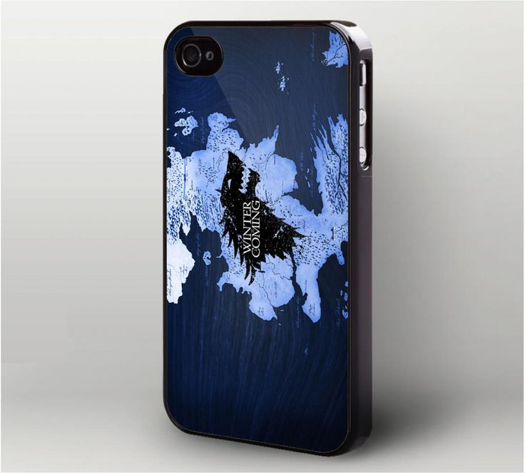 Winter is Coming iPhone 4 Case, iPhone 4s