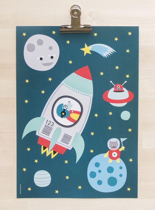 Muumuru poster: Raketti