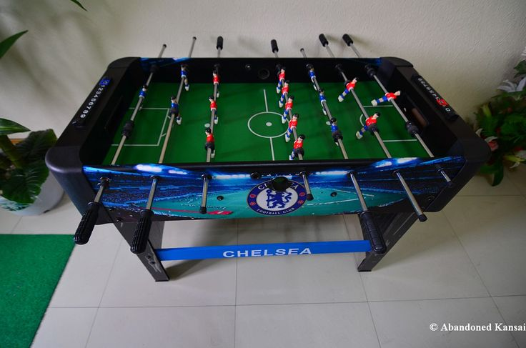 Chelsea FC table. Reds vs Blues!