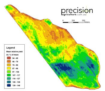 Variable Rate Applications | Precision Agriculture