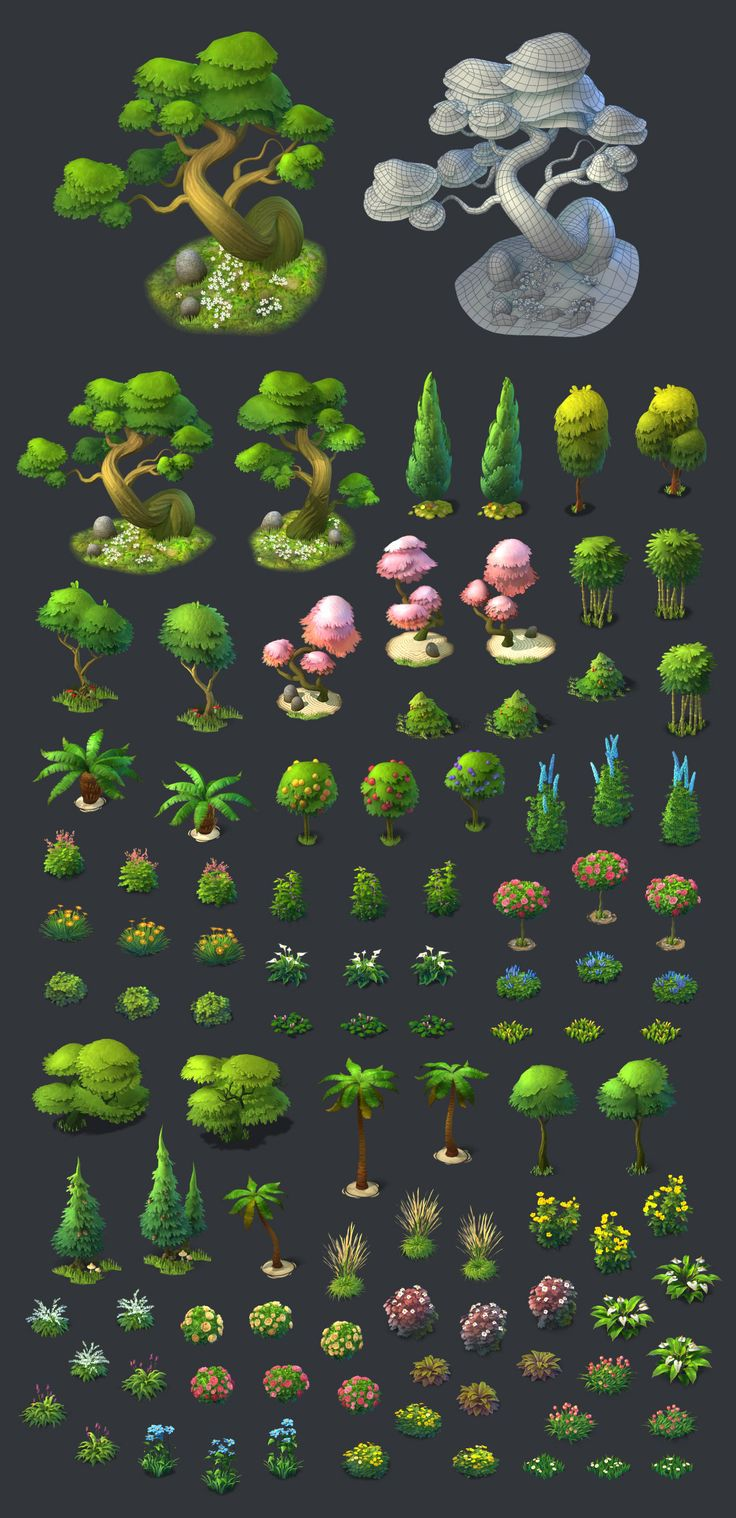 ArtStation - Gardenscapes: New Acres - Artdump, Ilya Shigin